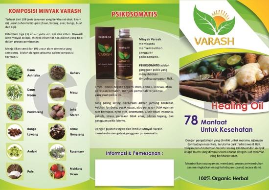 78 Manfaat Minyak Varash Untuk Kesehatan Tubuh